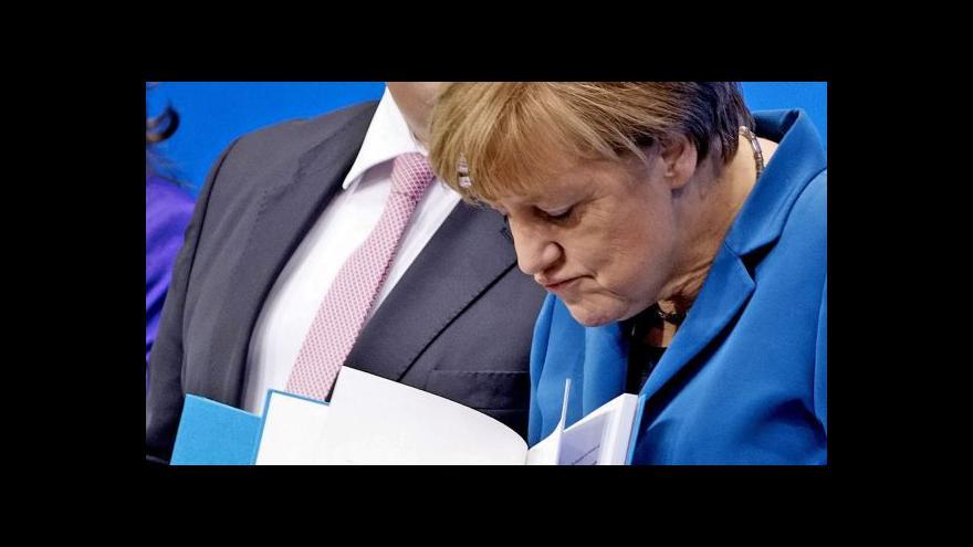 Video Horizont 24 o nové německé vládě velké koalice