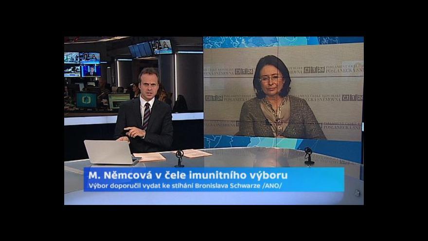Video Rozhovor s Miroslavou Němcovou