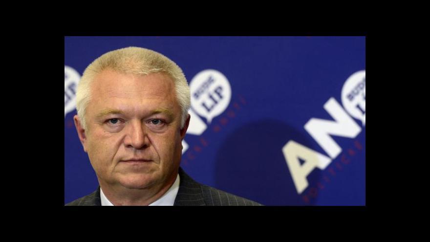 Video Poslanci ANO schválili návrh koaliční smlouvy