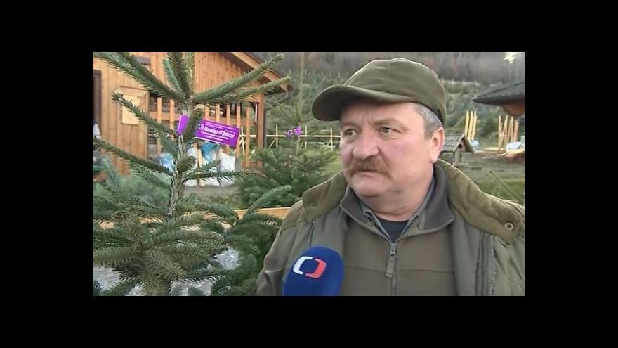 Video O prodeji stromků hovoří jednatel Radhošťtrans Ivan Stejskal