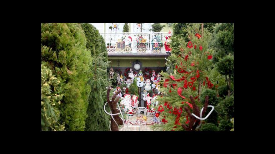 Video Vstup Jakuba Ščurkeviče z kontroly vánočních stromků