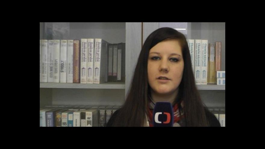 Video Reportáž Jany Novotné a Lucie Lichtenbergové