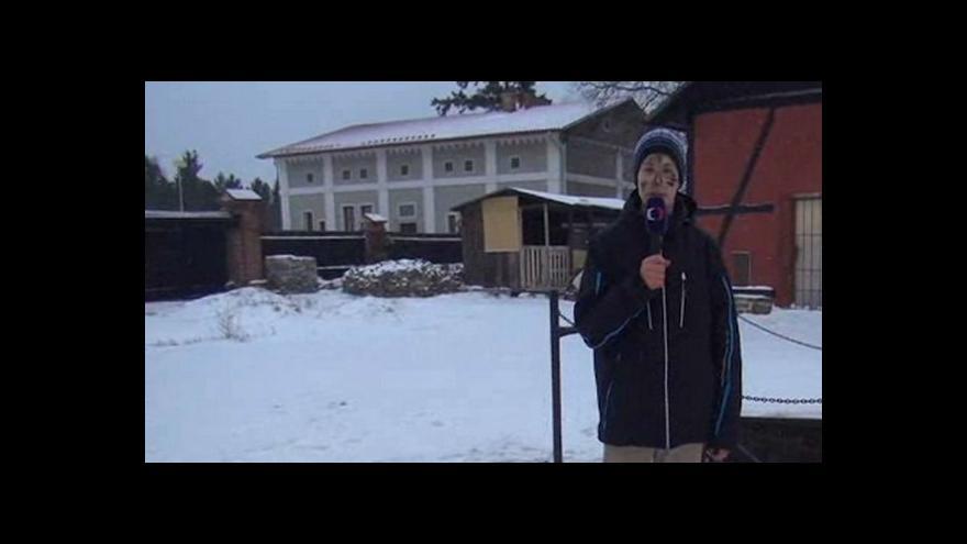 Video Reportáž Pavla Davida Cvrka