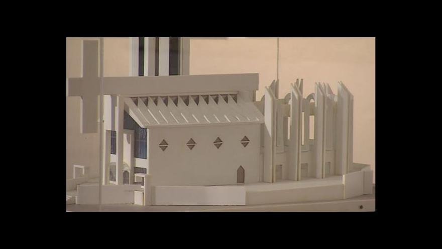 Video Události v kultuře: Galerie Architektury vystavuje Rullera