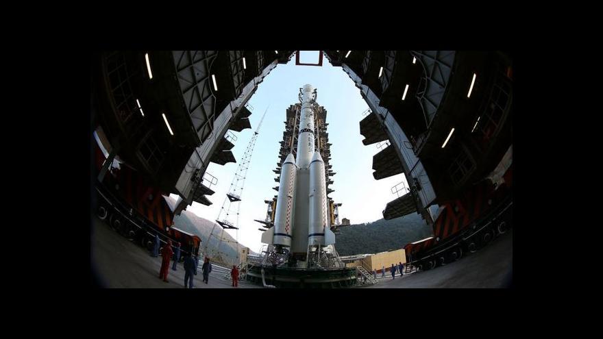 Video Tomáš Přibyl o čínském přistání na Měsíci