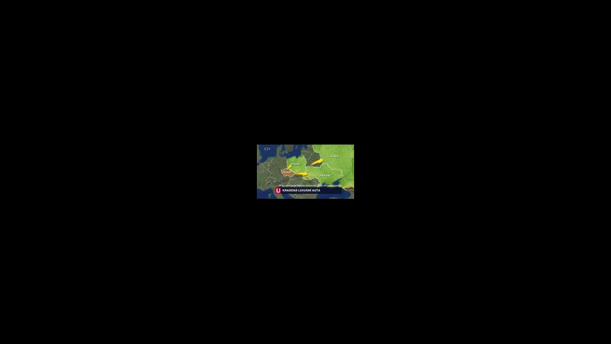 Video Krádeže náhradních dílů