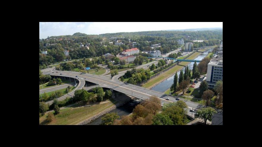 Video Michal Polášek o ekologické hrozbě na řece Ostravici