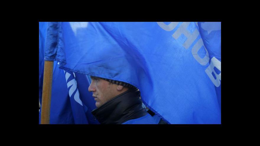 Video Josef Pazderka o situaci v Kyjevě