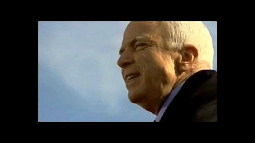 Video Na Ukrajinu jede americký senátor John McCain
