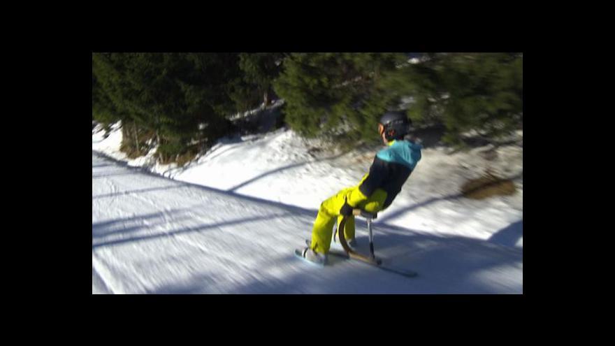 Video Nové lyžařské trendy