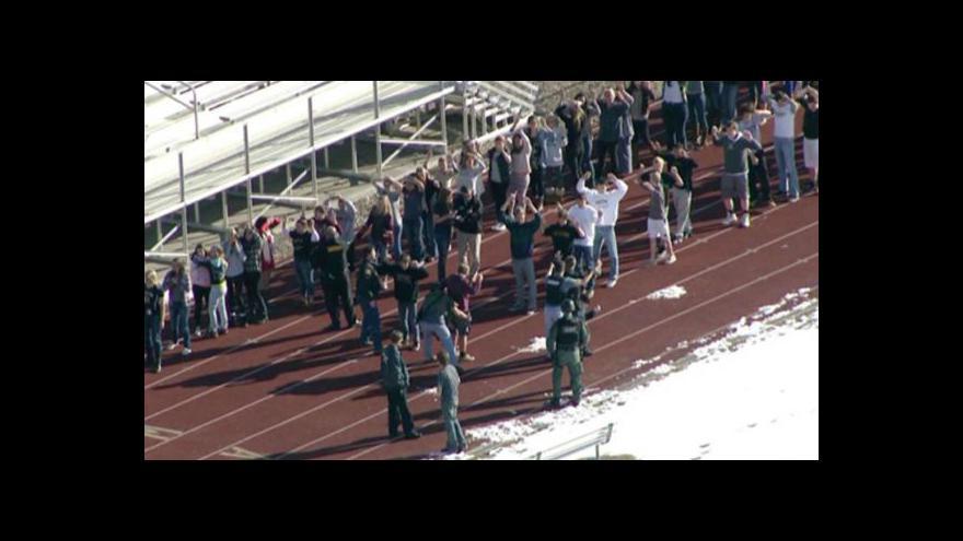 Video Střelba na škole v americkém Denveru