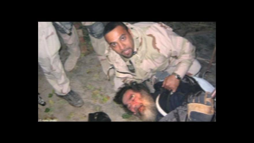 Video Horizont ČT24: Před 10 lety byl dopaden Saddám Husajn