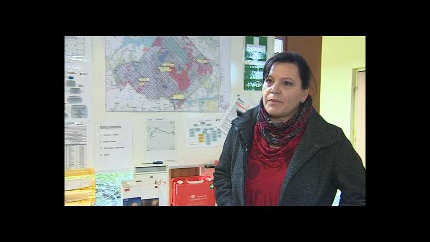 Video O průzkumu hovoří geoložka MND Jana Hamršmídová