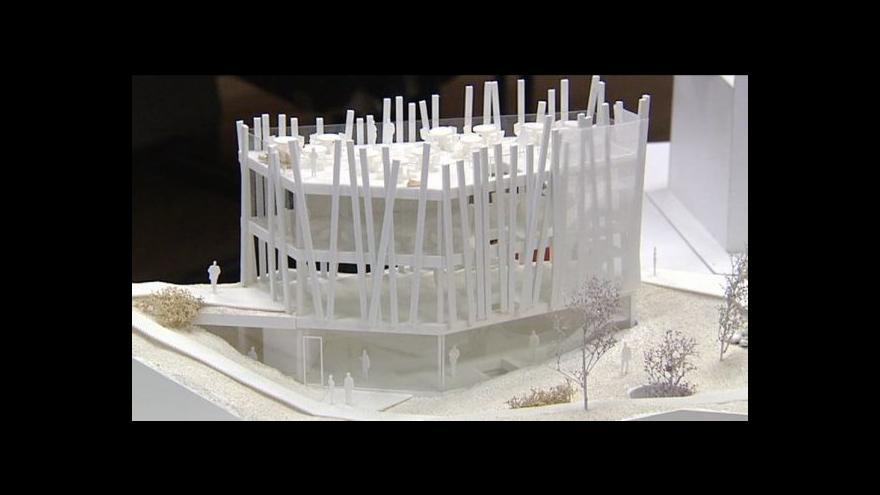 Video Kdo postaví český pavilon pro Expo 2015