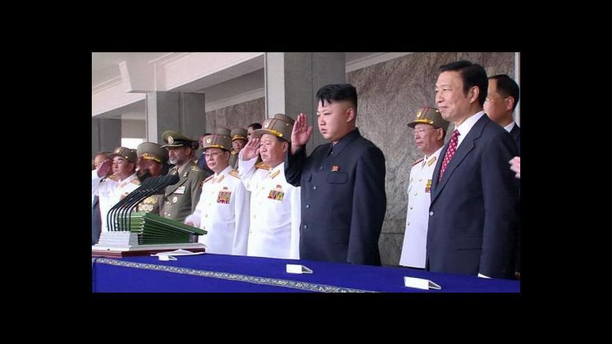 Video V Koreji popravili Kimova strýce