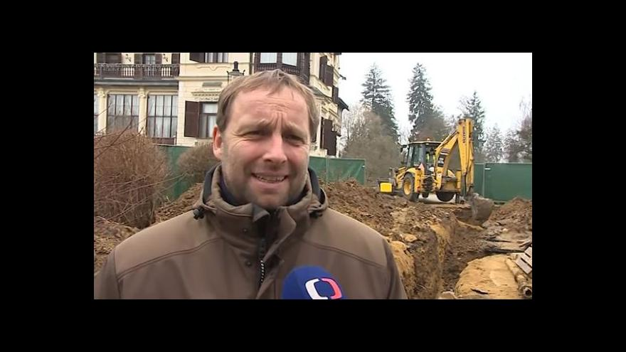 Video Hovoří ředitel zoo Zlín Roman Horský