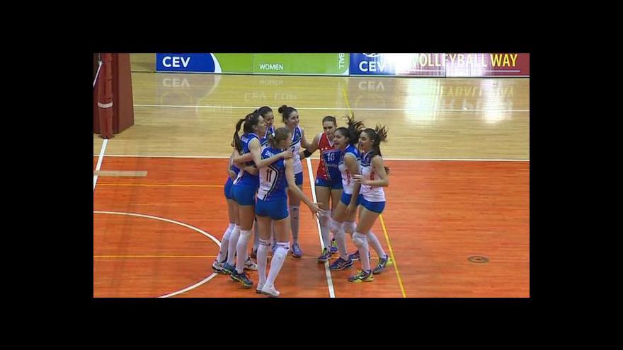 Video Sestřih utkání Olomouc - Baku