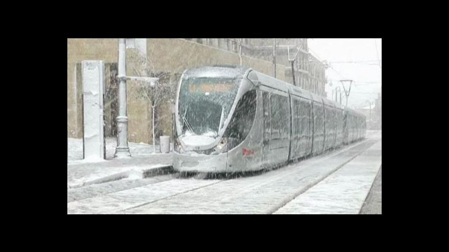 Video Jakub Szántó o kalamitě v Jeruzalémě