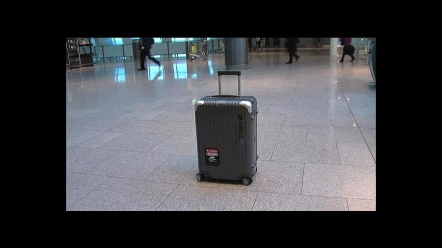 Video Chytrá taška se neztratí