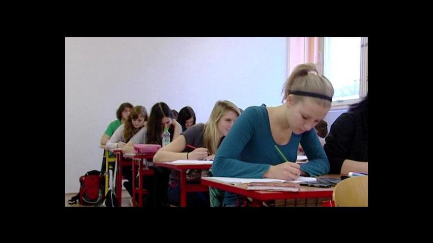 Video Slučování škol v Karlovarském a Pardubickém kraji