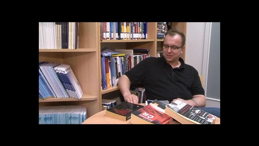 Video Rozhovor s Miroslavem Marešem o nárůstu neonacistické propagandy