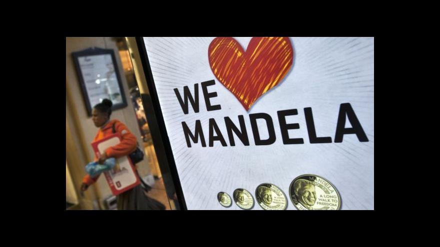 Video Značka Nelson Mandela