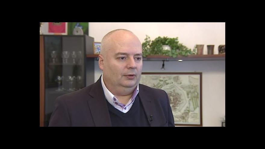 Video Hovoří náměstek primátora Oliver Pospíšil (ČSSD)