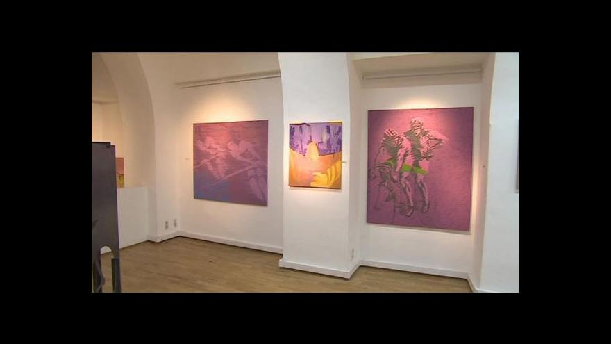 Video Ondřej Kohout ve Vídni