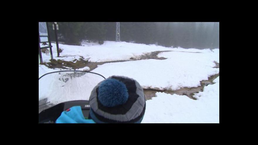 Video Lucie Pokorná o oblevě