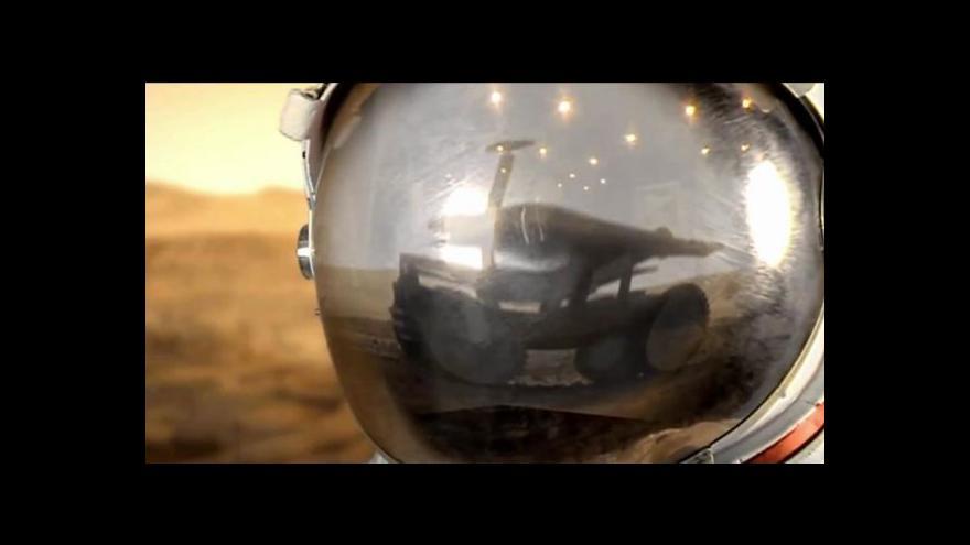 Video Horizont 24 o projektu mise na Mars