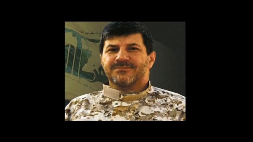 Video Jakub Szántó o vraždě velitele Hizballáhu