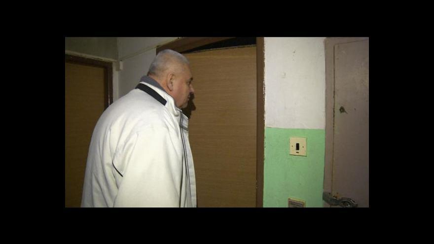 Video Petr Baraňák o jirkovském výběrčím nájemného