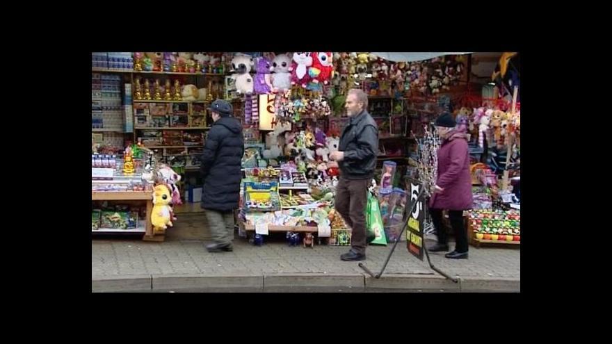 Video Antonín Bruštík o kontrole tržišť