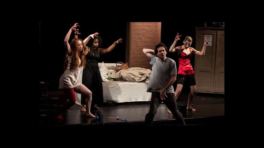 Video Bluff v Divadle v Celetné