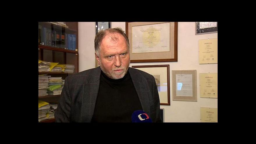 Video Reportáž Jiřího Hynka a Pavla Schröttera