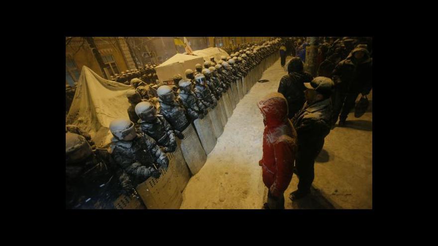 Video Komentář Jana Šíra k situaci na Ukrajině