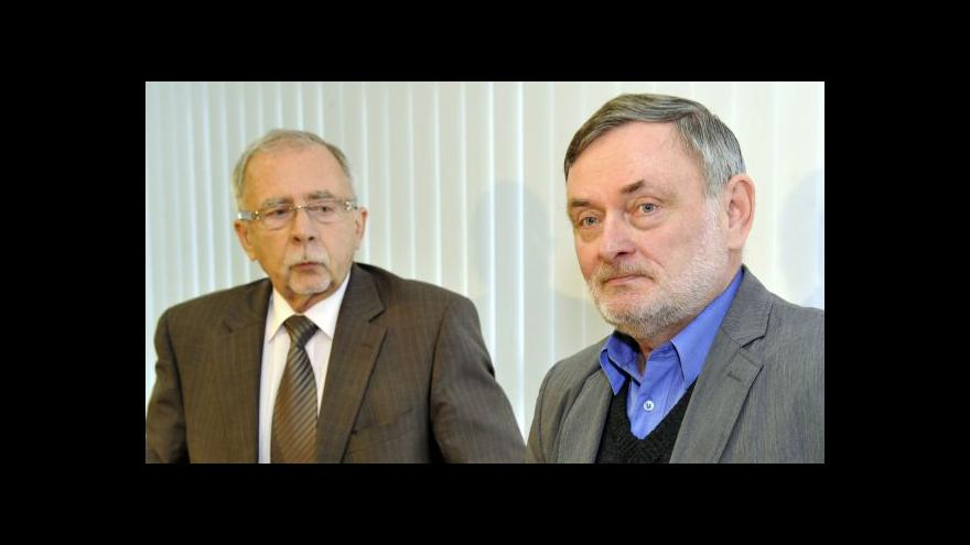 Video Varvařovský končí ve funkci ombudsmana