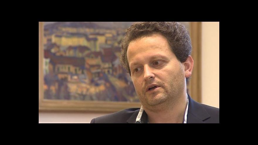 Video O rekonstrukci hovoří kvestor VUT Vladimír Kotek