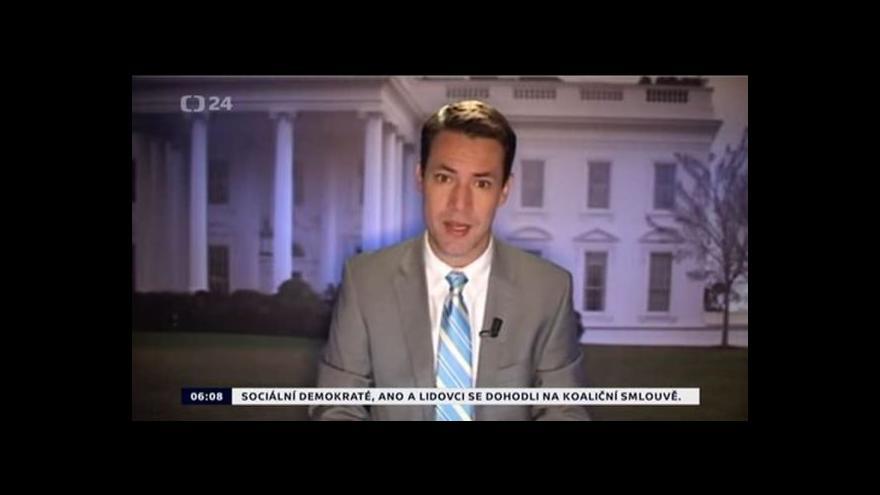 Video Komentář Martina Řezníčka k dohodě Kongresu USA na financování federální vlády