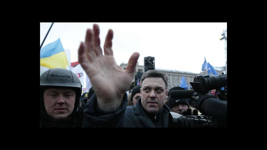 Video Policie se stáhla z náměstí Nezávislosti