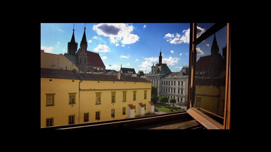 Video Církev chce požádat o zámek v Kroměříži