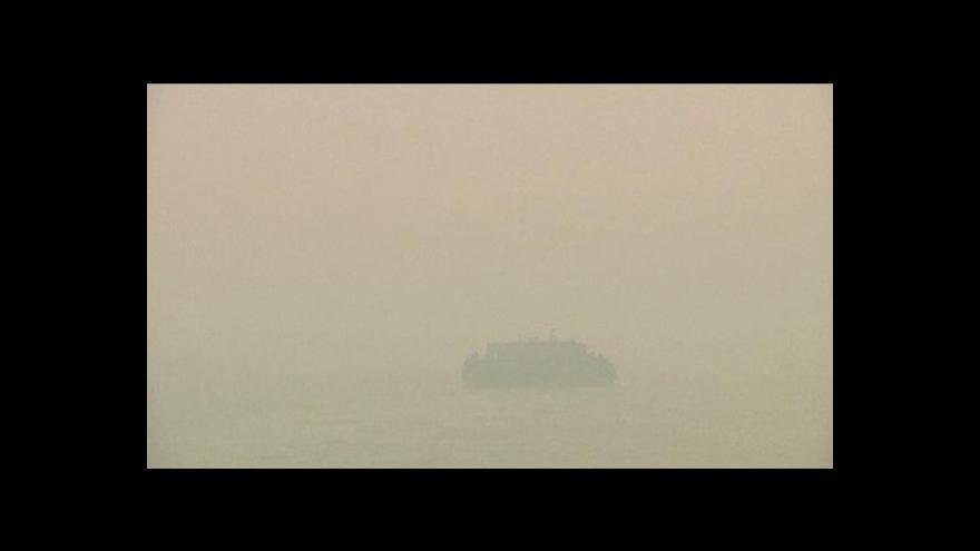 Video No comment: Obyvatele čínských měst dusí smog