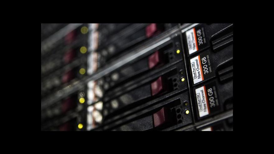 Video Horizont ČT24: Čínští hackeři se zaměřili i na Česko