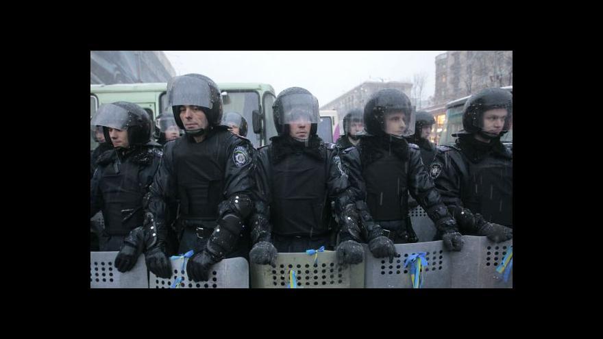 Video Situace v metropoli nadále zůstává  napjatá