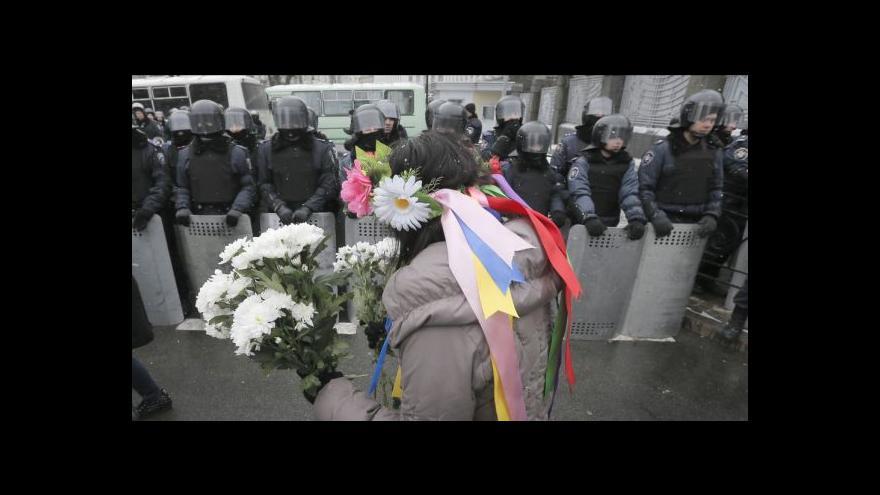 Video Komentář Martina Dorazína k nepokojům na Ukrajině