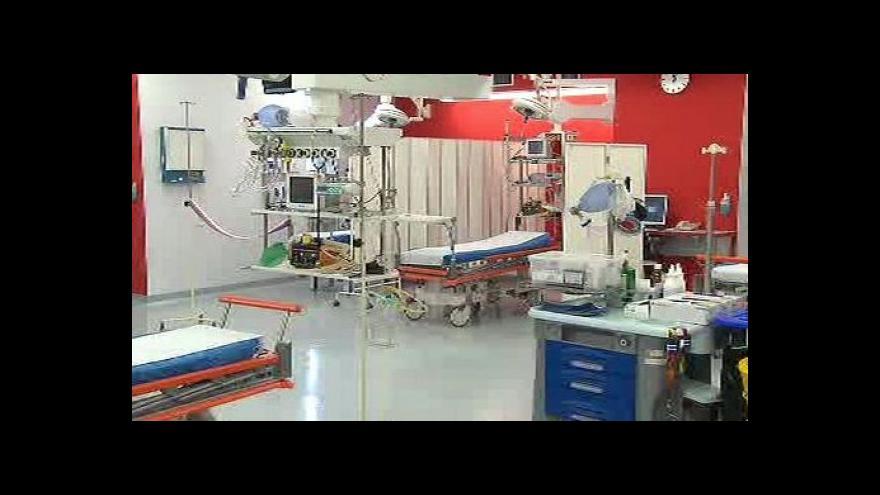 Video Téma traumacentra v UvR