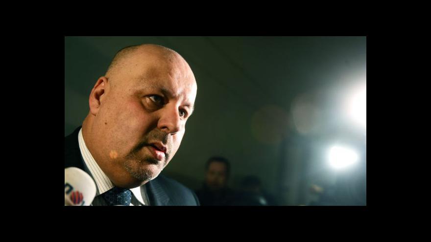 Video Telefonát Milana Štěpánka