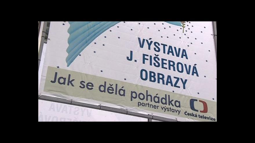Video Jaroslava Fišerová o pohádkových kostýmech