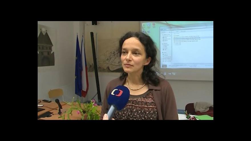 Video Za Platformu evropské paměti a svědomí Neela Winkelmannová
