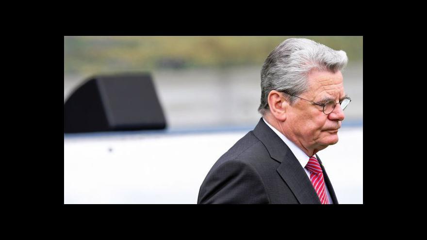 Video Horizont ČT24: Gauck nepřijede do Soči